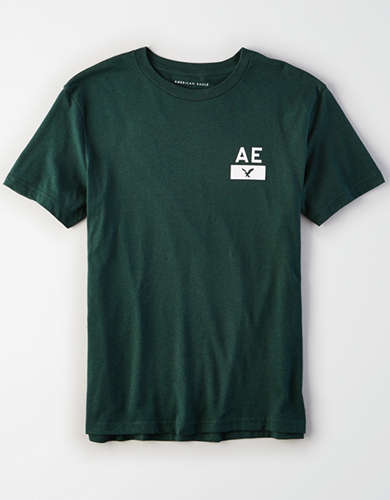 AE Branded Graphic Tee -