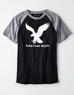 7da0fe23b placeholder image AE Short Sleeve Graphic T-Shirt ...