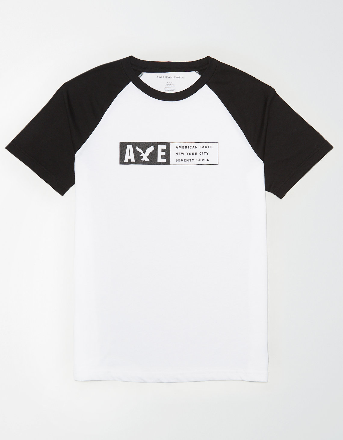 AE Raglan Sleeve Graphic T-Shirt