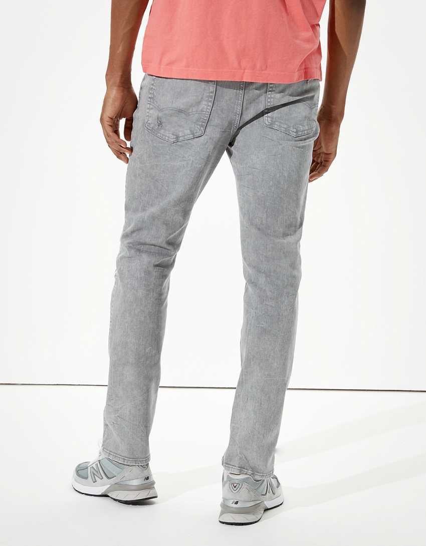 AE AirFlex+ Patched Slim Jean