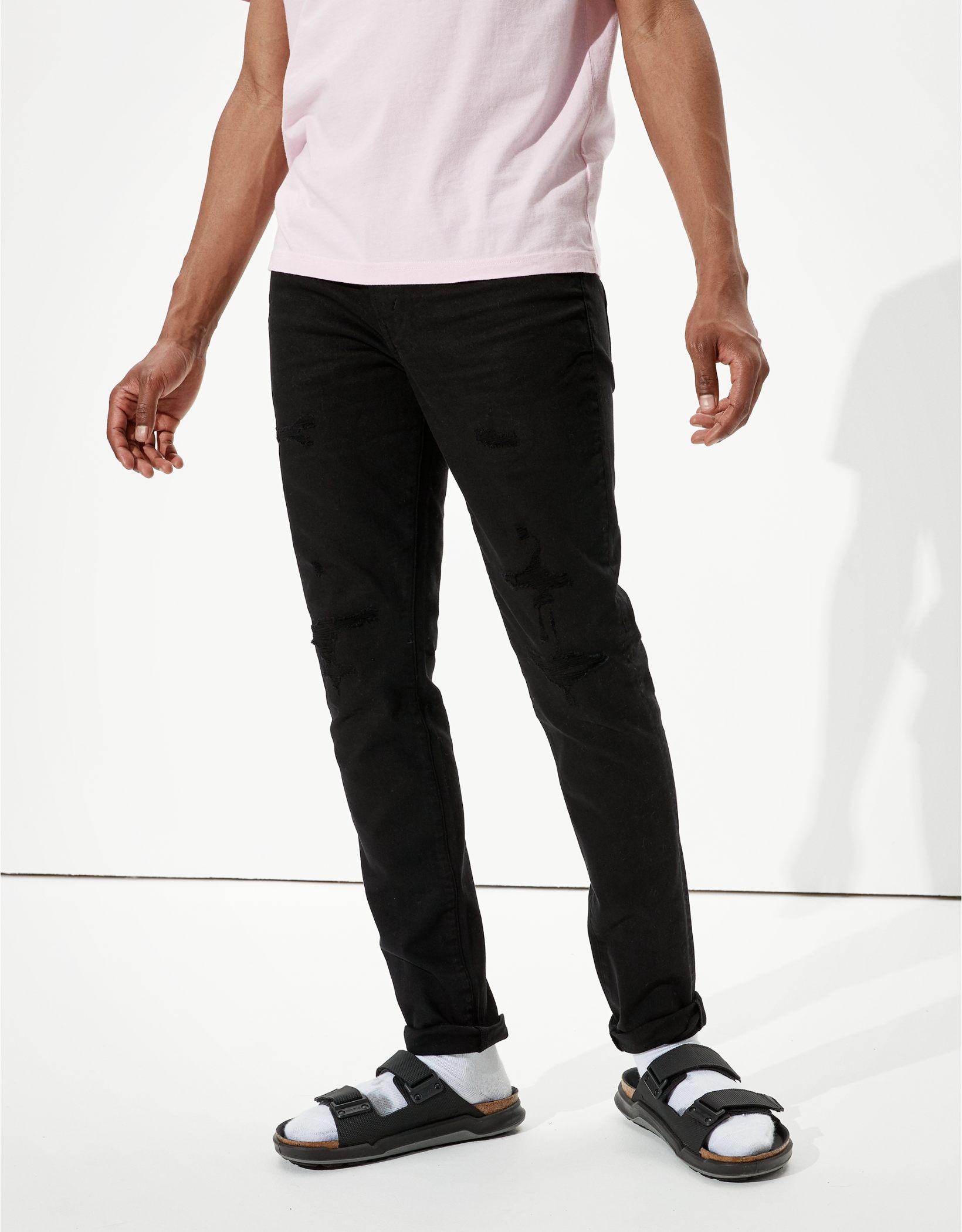 AE AirFlex+ Ripped Slim Jean