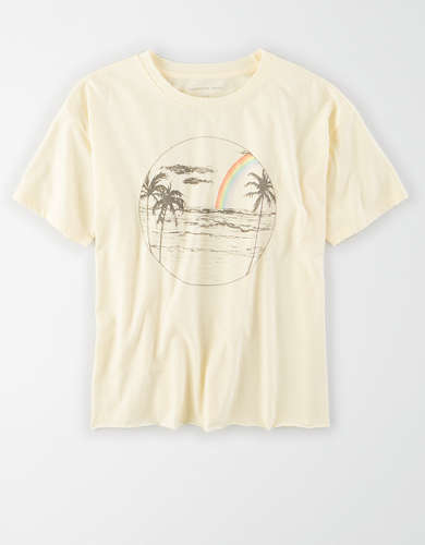 AE Beach Graphic T-Shirt