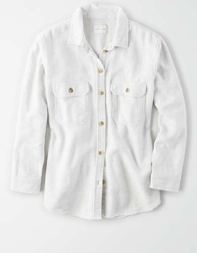 AE Pocket Button Up Shirt
