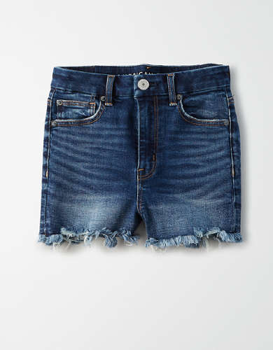 AE Curvy High-Waisted Short Short