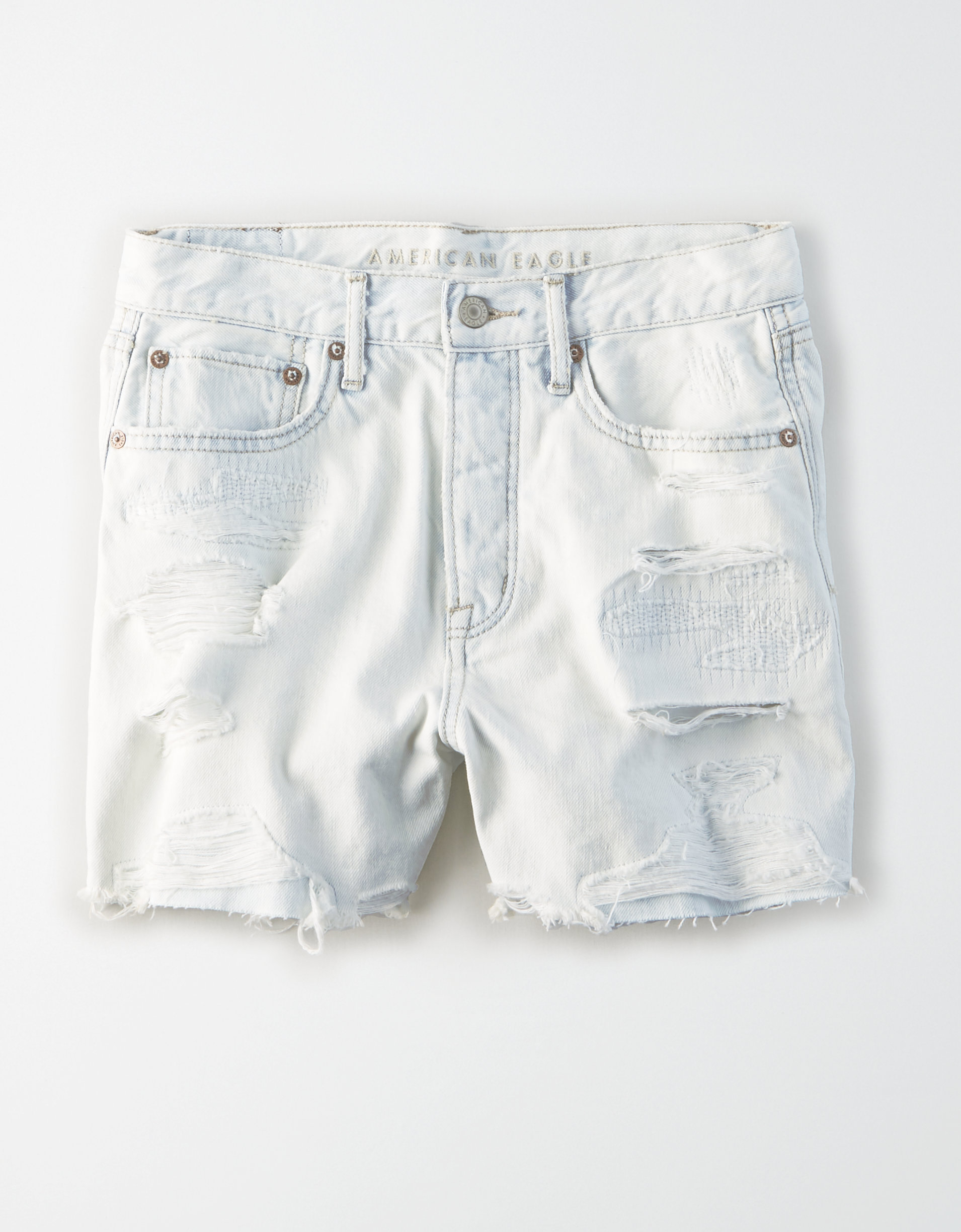 90s Boyfriend Denim Short