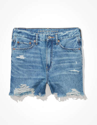 AE Denim '90s Boyfriend Short