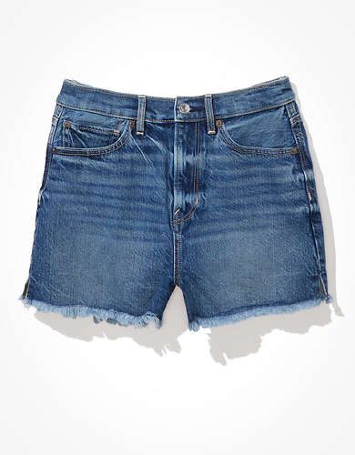 AE Highest Waist Denim '90s Boyfriend Short