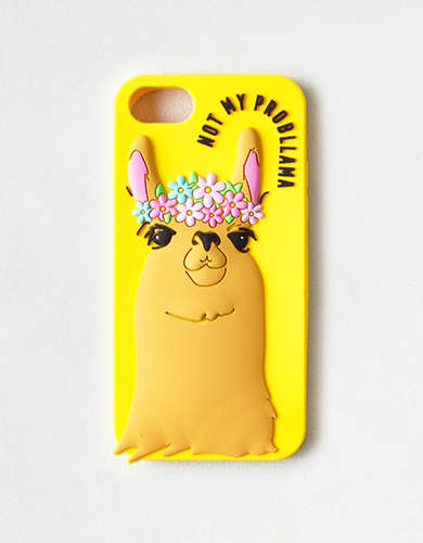 AEO Not My Probllama iPhone 6/7/8 Case -