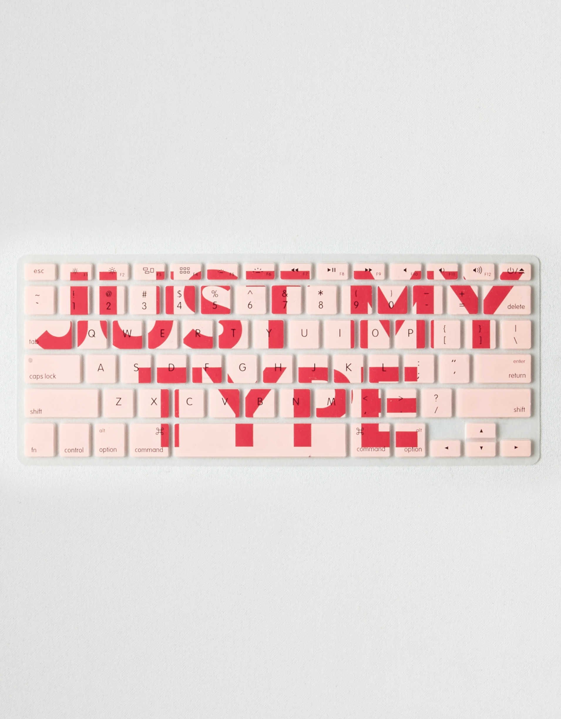 Packed Party Just My Type Keyboard Cover