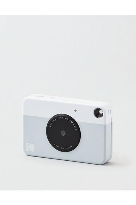 Kodak PRINTOMATIC Instant Print ZINK Digital Camera Women's Stone Gray One Size