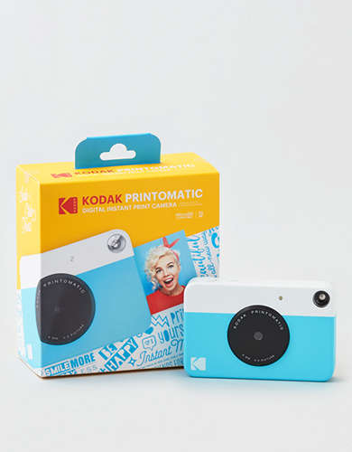 Kodak PRINTOMATIC Instant Print ZINK Digital Camera -