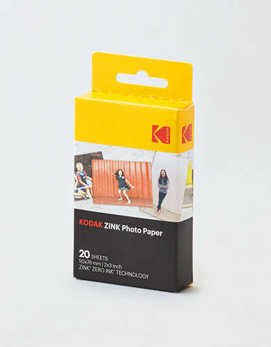 Kodak ZINK Photo Paper