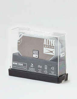 Altec Lansing Mini H2 O Bluetooth Speaker by American Eagle Outfitters