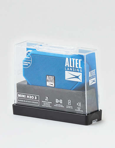 Altec Lansing Mini H2O Bluetooth Speaker -