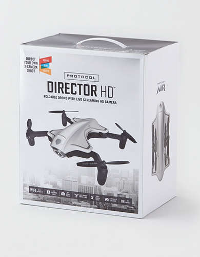 Protocol Director HD Folding Drone -