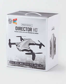 Protocol Director HD Folding Drone