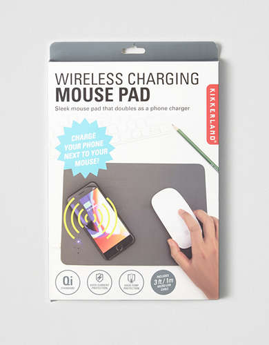 Kikkerland Wireless Charging Mousepad