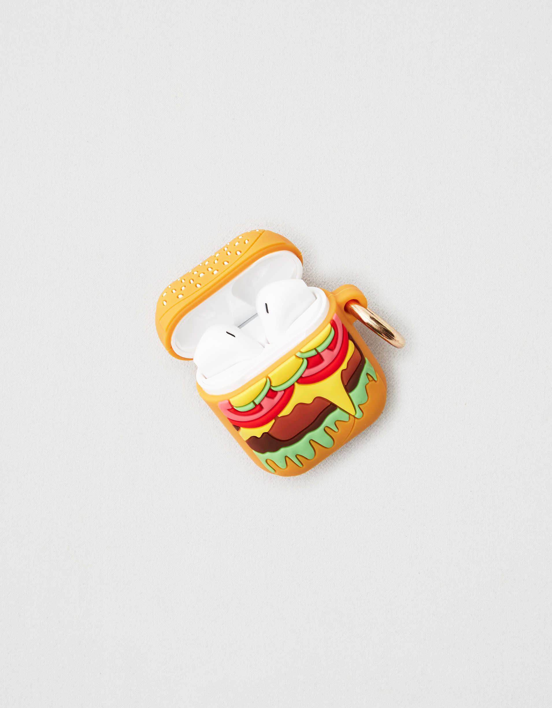 Hamburger AirPod Case