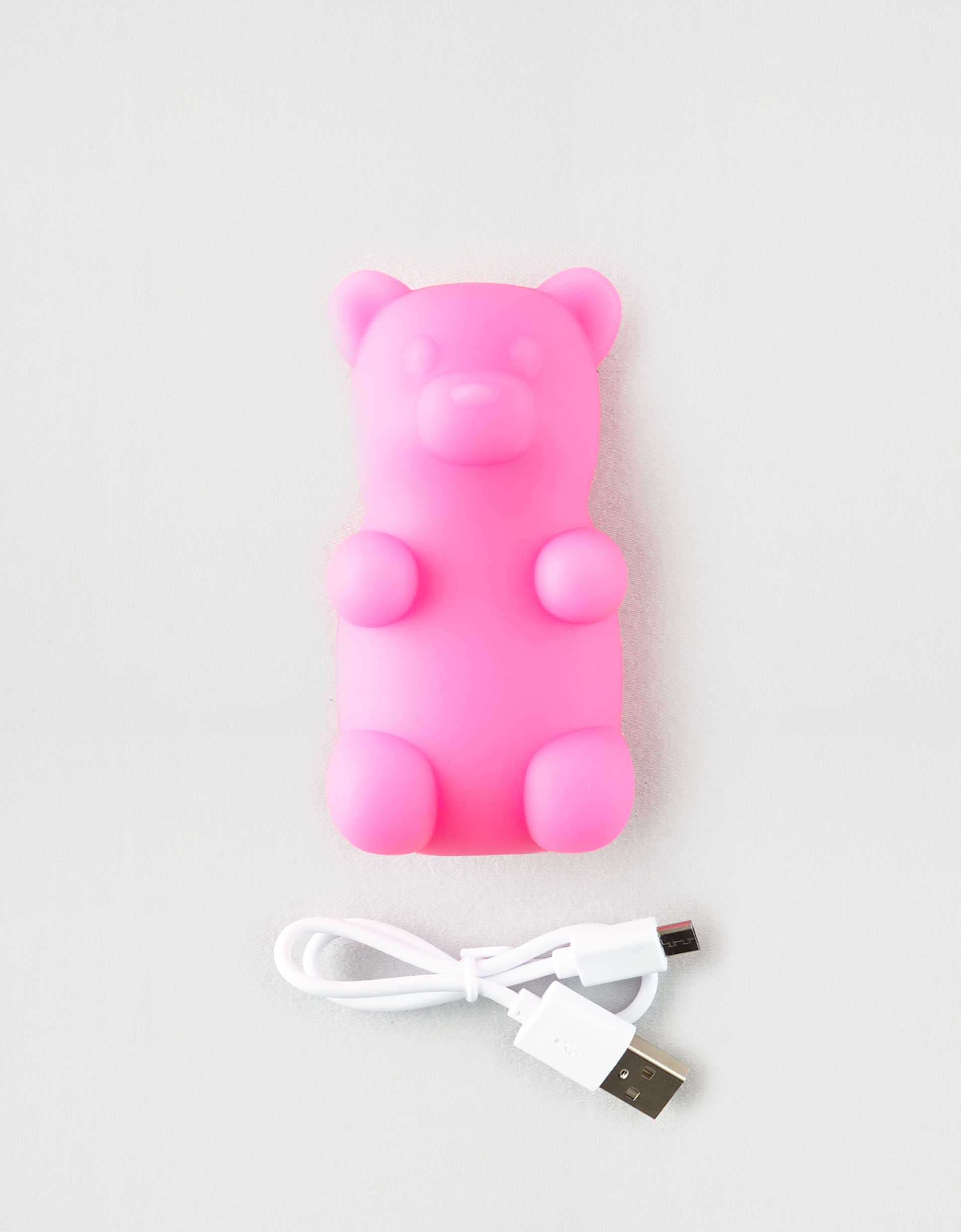 MojiPower Gummy Bear Portable Charger