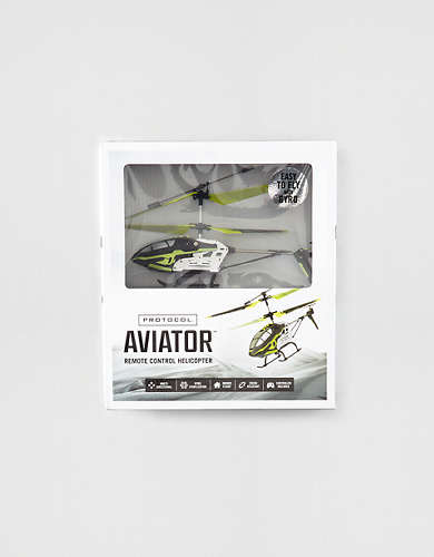 Protocol Aviator RC Helicopter