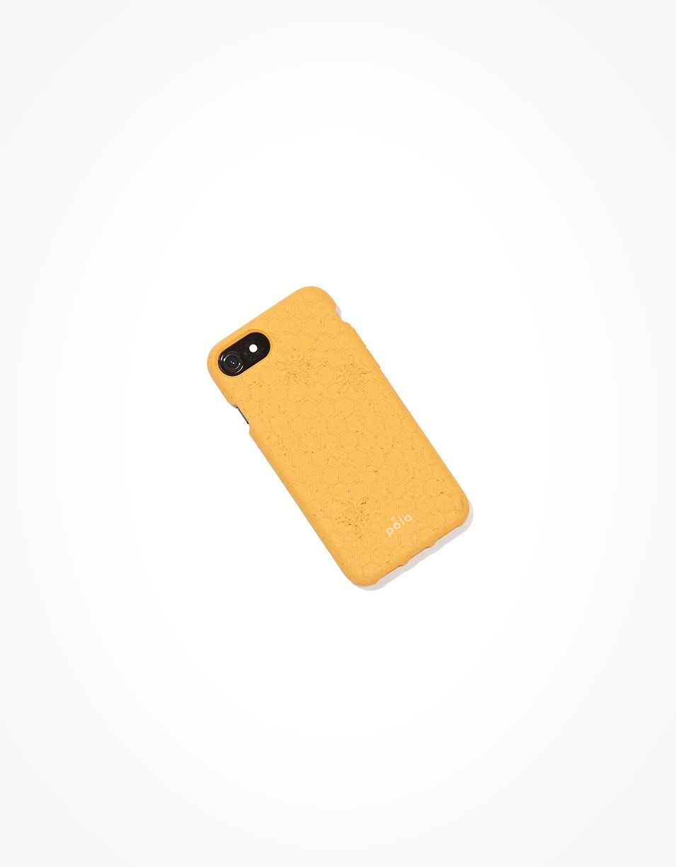 Pela Honey Bee Biodegradable iPhone 6/7/8/SE Case