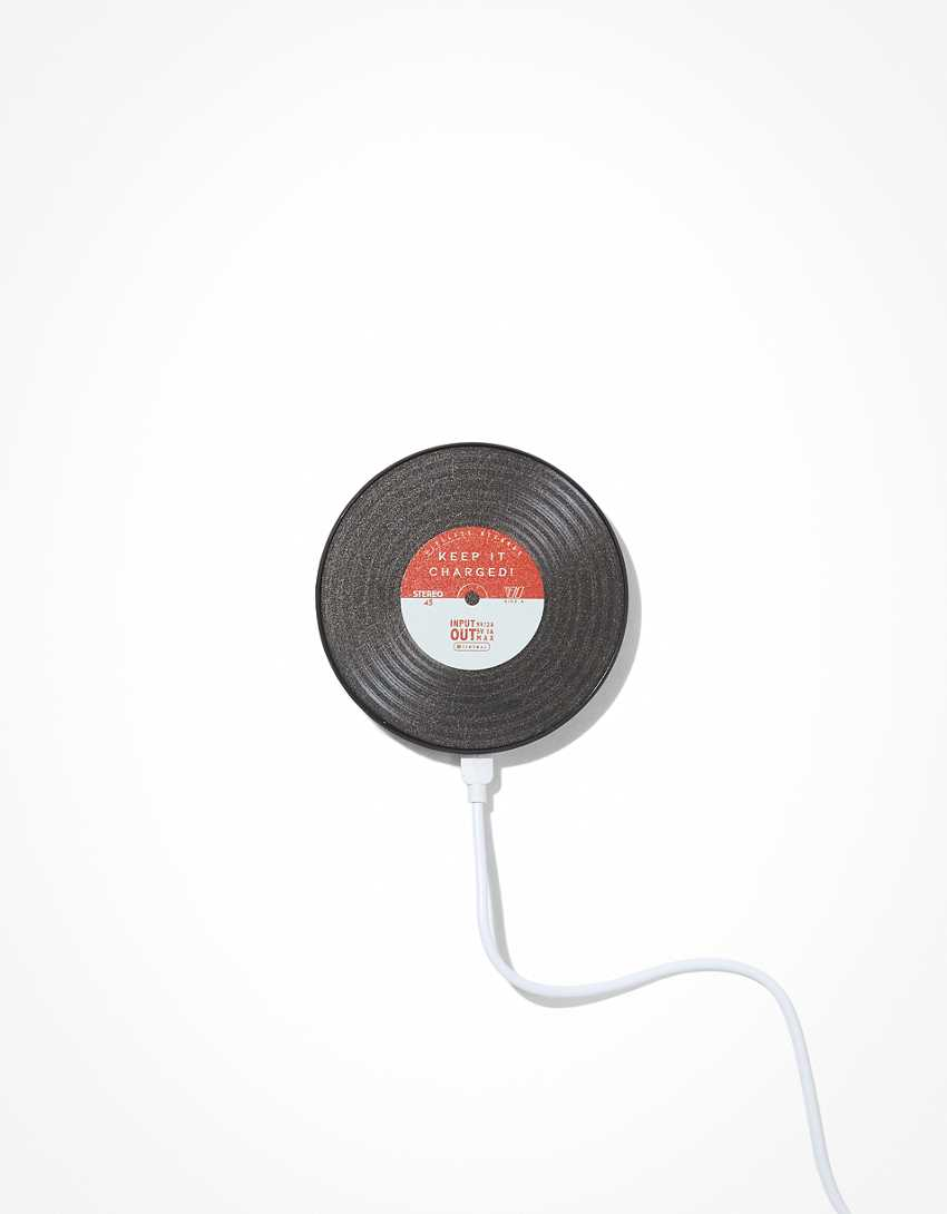 Gift Republic Vinyl Record Wireless Charger