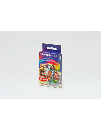 Polaroid Paper 20 Pack  -