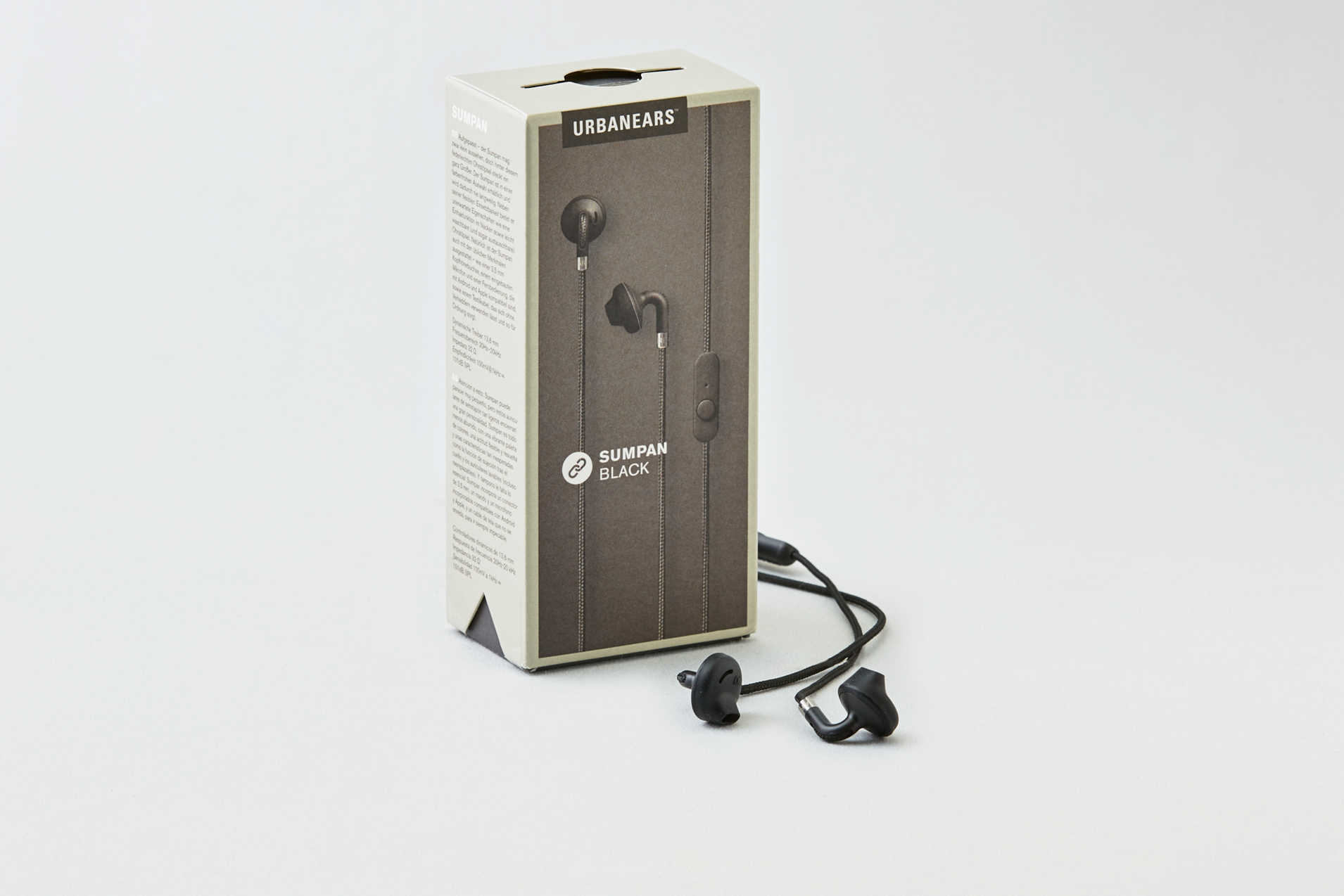 URBANEARS Sumpan The Hooked Up Earbuds
