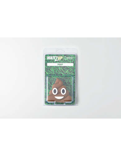 WattzUp Poo Power Bank -