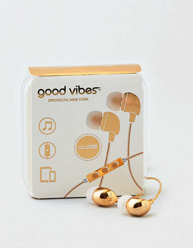 Good Vibes Earbuds -