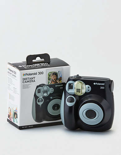 Polaroid Pic-300 Instant Camera -