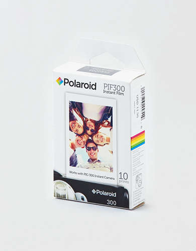Polaroid PIF-300 Instant Film 10 Pack -