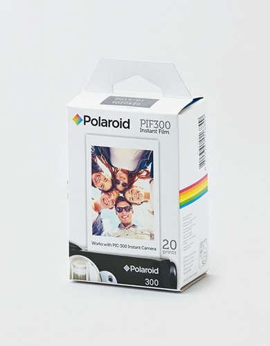 Polaroid PIF-300 Instant Film 20 Pack -