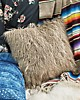 AEO APT Faux Fur Pillows