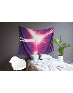 AEO APT Disco Ball Tapestry