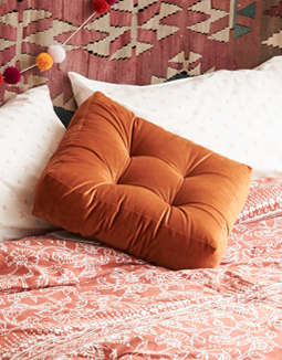 AEO APT Velvet Floor Cushion