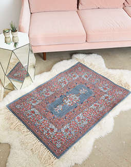 Aeo Apt Juniper Paisley Rug by American Eagle Outfitters
