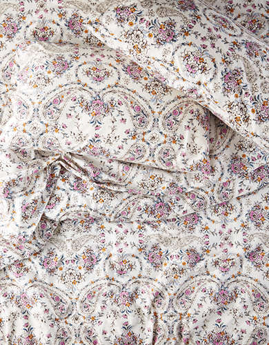 AEO APT Paisley Full Queen Comforter Set - Free Returns