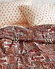 AEO APT Patchwork Full Queen Comforter Set