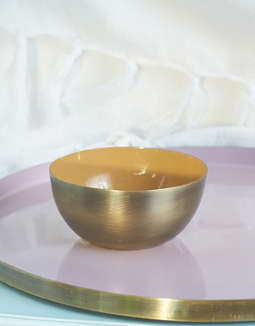 AE Small Metal Bowl