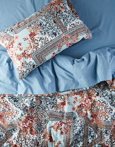 AEO APT Floral Twin XL Comforter Set - Free Returns