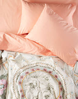 AEO APT Scotty Floral Full/Queen Comforter Set