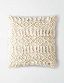 AEO APT Textural Throw Pillow