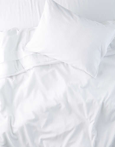 Dormify Rib Knit Twin/Twin XL Comforter And Sham Set