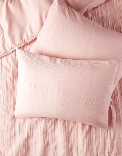 Dormify Dusty Rose Scarlett Full/Queen Comforter And Sham Set -