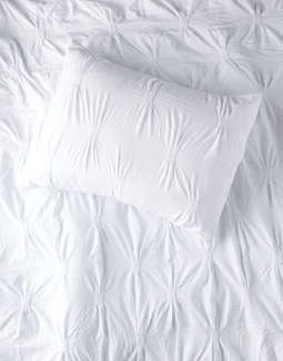 Dormify Soft Loft Twin/Twin XL Duvet Cover And Sham Set