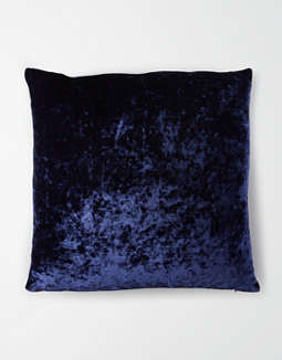 Dormify Crushed Velvet Pillow