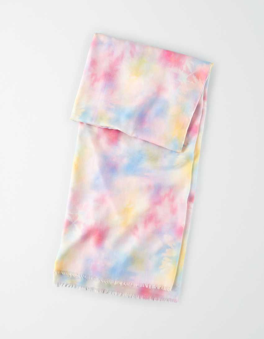 Happy Space Tie Dye Tapestry