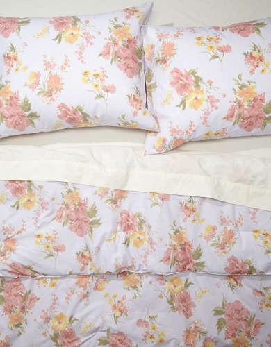 Happy Space Floral Full/Queen Comforter Set