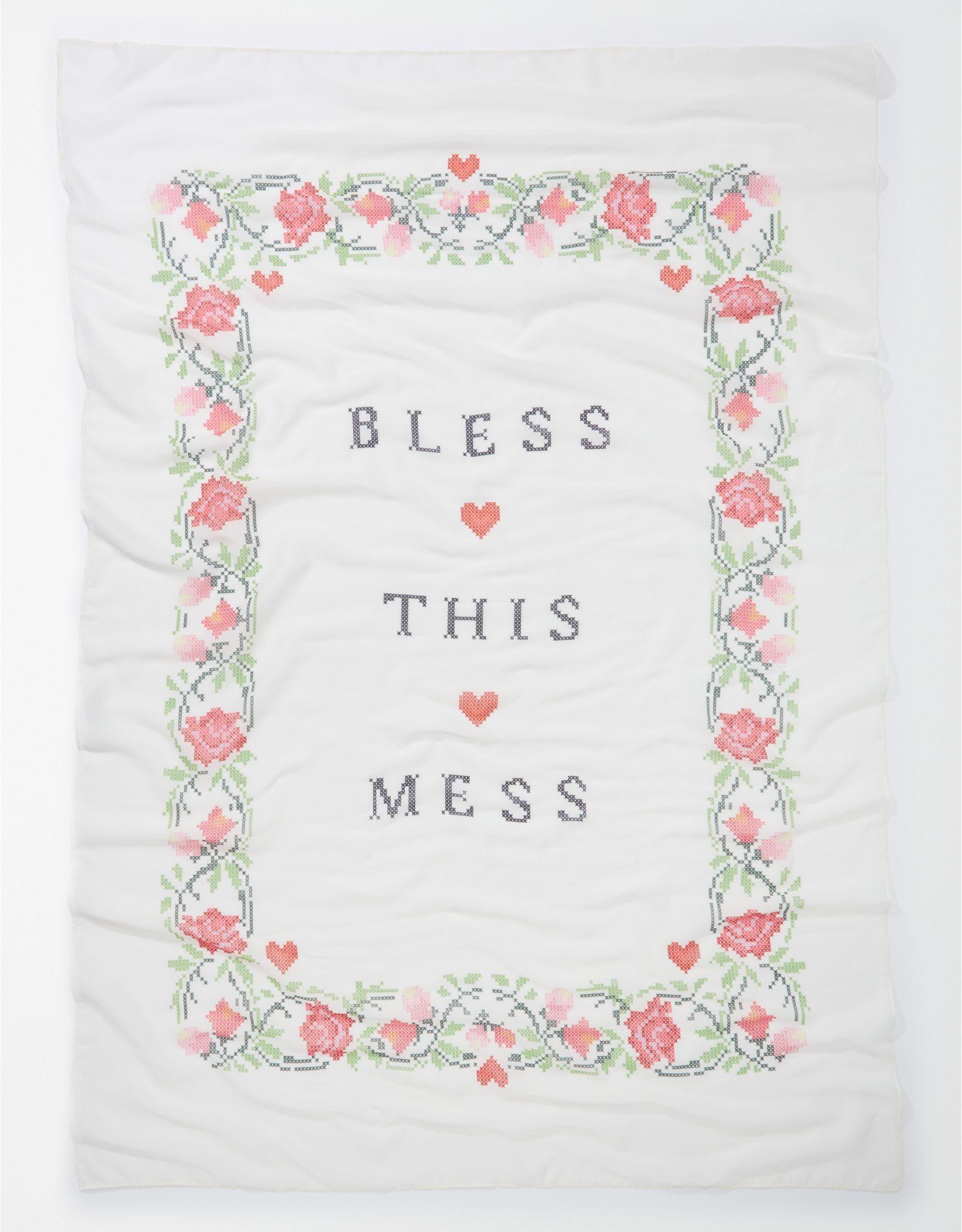 AEO Cross Stitch Tapestry